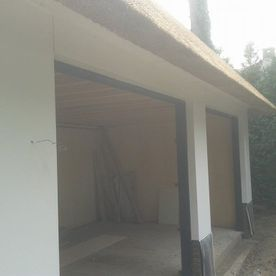 Stucen garage